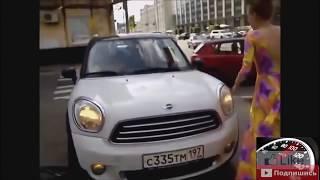 Это фиаско братан/Быдло на дороге получает, подборка , fools on the Russian roads!