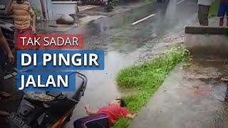 Tak Sadarkan Diri di Pinggir Jalan, Seorang Warga di Bali Ternyata Dililit Ular