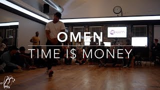 Omen (Supreme Beings; Ground Zero Crew) | Judge Showcase | Time I$ Money | #SXSTV