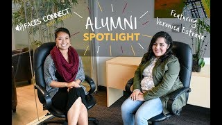 [FACES Connect] Alumni Spotlight ft. Veronica Estrada
