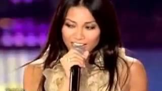 """Anggun, Dominique,& Elfy Medley 3 songs """"Etre Une Femme, Cesse La Pluie,& Juste Avant Toi"""""""