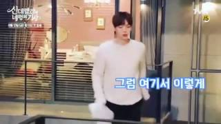 Behind The Scenes Cinderella And Four Knights P1 👠