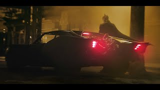 THE BATMAN (2021) Batmobile Official First Look - Robert Pattinson, Matt Reeves Movie