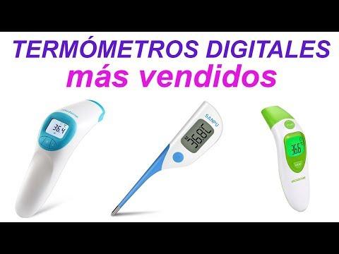 Termómetro digital | Los termómetros digitales más vendidos