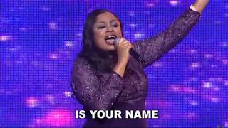 SINACH: AWESOME GOD HOW GREAT THOU ARE | (Grandioso Dios) Ft. Trudy