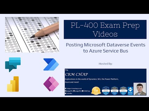 Exam PL-400 Revision Notes: Publishing and Consuming Events