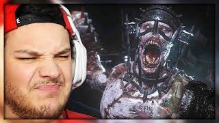 YOUR BOY AIN'T BRAVE ENOUGH FOR THIS! | Call Of Duty: WWII Zombies