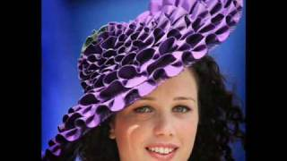 Royal Ascot-beautiful hats- music Fancy
