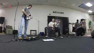 Blues Jam- Band Practice Warm Up