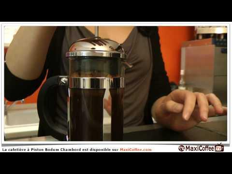 BODUM CHAMBORD | Cafetière à piston | Le Test MaxiCoffee