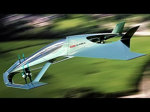 Volante Vision - Luxury Flying Car - Aston Martin And Rolls Royce Do It!