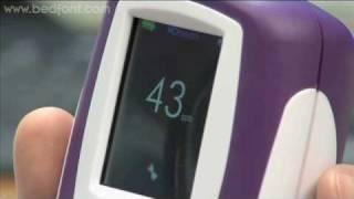 Bedfont NObreath FENO breath test for improved asthma management