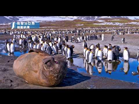 南極法國龐洛豪華郵輪 三島極地 企鵝冰山 探索23日 USH23A
