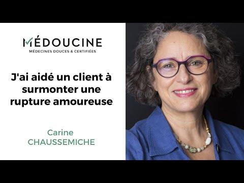 J'ai aidé un client à surmonter une rupture amoureuse - Carine Chaussemiche
