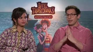 Andy Samberg, Katheryn Hahn and Selena Gomez talk to Harkins Behind the Screens