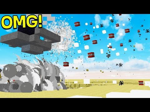 THE MOST INSANE TNT WARS GAME EVER!