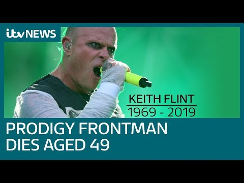 The Prodigy's Keith Flint found dead at 49 | ITV News