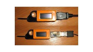 Описание и видео работы миниатюрного цифрового мультиметра  для ремонта цифровых