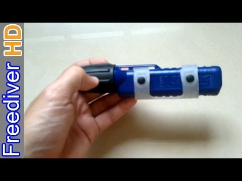UK Mini Q40 eLED Plus – Review  (Underwater Kinetics)