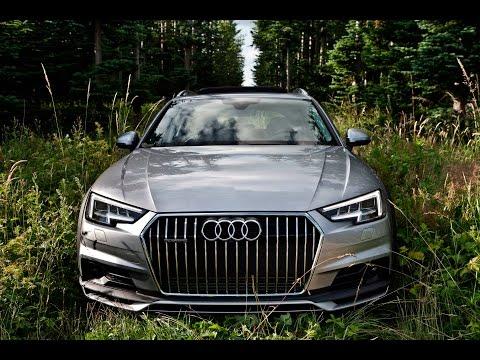 Audi A4 Allroad Quattro Универсал класса D - рекламное видео 2