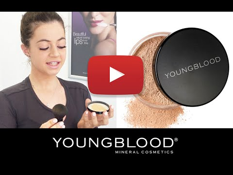 Natural Loose Mineral Foundation by youngblood #8