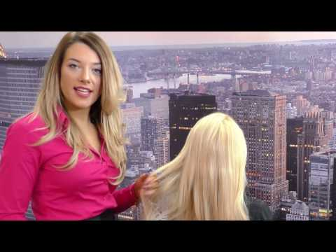 Hairspray Clip-in Extensions Straight