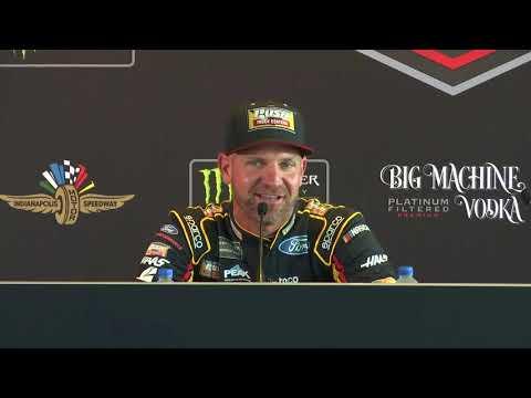 2019 NASCAR Brickyard 400 Pre Race Q&A