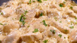 ¡Que Viva La Cocina! - Pechugas De Pollo En Salsa De Queso