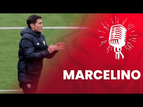 🎙️ Marcelino | pre Athletic Club – Deportivo Alavés I J30 LaLiga 2020-21