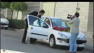 Taxi Tehran 2015 - Hana filming scene