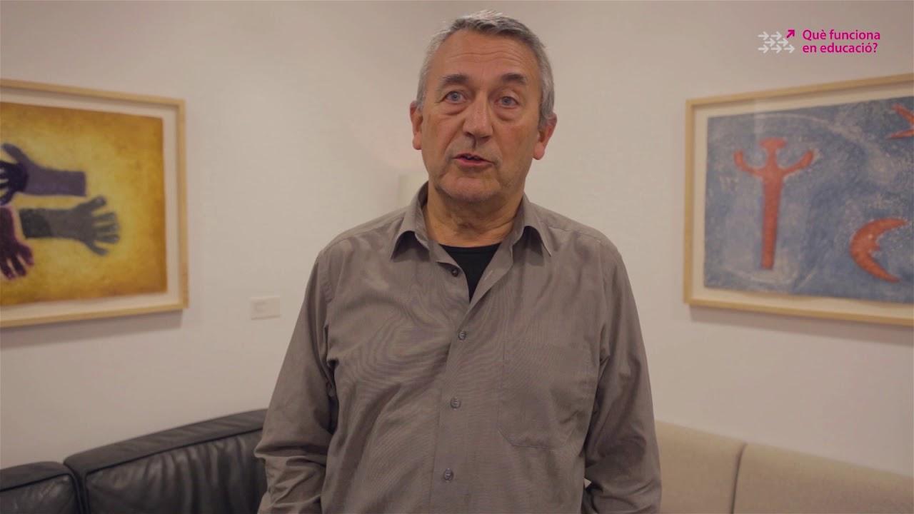 Xavier Chavarria: Lideratge educatiu