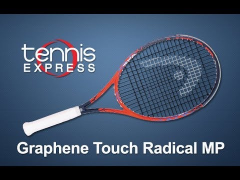 HEAD Graphene Touch Radical MP Tennis Racquet Review | Tennis Express