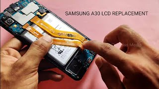 Samsung A30 LCD Replacement