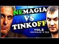 NEMAGIA против Tinkoff bank Олег Тиньков подал в суд