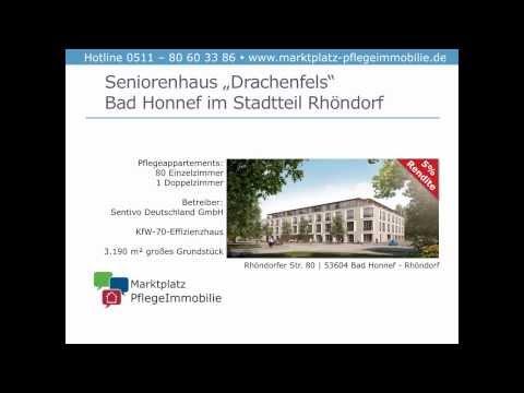 "Pflegeimmobilie Bad Honnef ""Drachenfels"""
