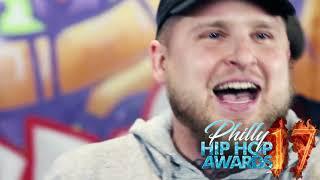 2017 Urban Celebrity Magazine Philly Hip Hop Awards Cypher Feat. D-Boy Flowski X Ave 267 X Malc DAT