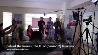Southeast Cartel Vlog #2: The It List (Season 2) Interview Behind The Scenes