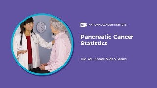 Key statistics trends and risk factors for pancreatic cancer From National Cancer