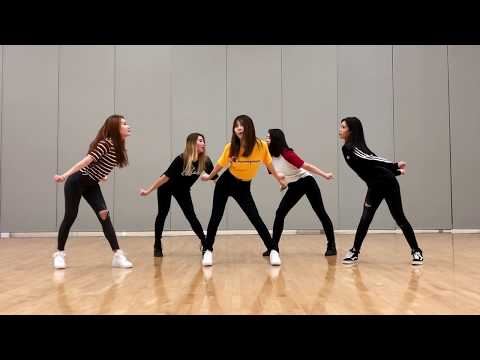 Red Velvet 레드벨벳 - RBB Really Bad Boy Dance Practice Dance Cover 안무연습 (+Mirrored) - MKDC OFFICIAL