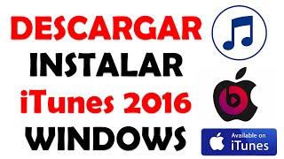 Descargar E Instalar ITunes 12.3.2  Para Windows 7/ 8/ 8.1/10 | Ultima Version 2016