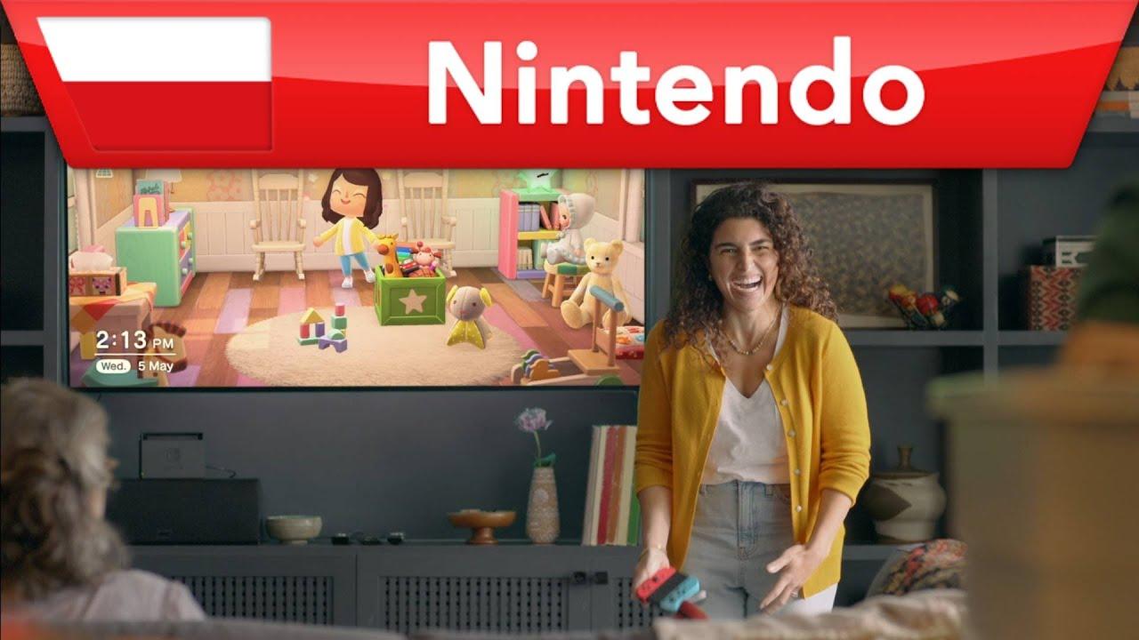 Animal Crossing: New Horizons - Zaskocz swoich najbliższych!   Nintendo Switch