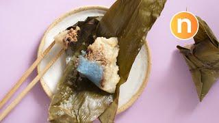 Nyonya Meat Dumpling | Nyonya Zhang | 端午节 [Nyonya Cooking]