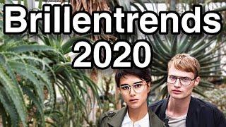 Brillentrends 2020 / DAS trägt man 2020