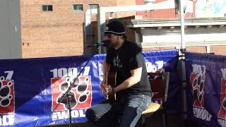 Eric Church - Acoustic Performance of Guys Like Me
