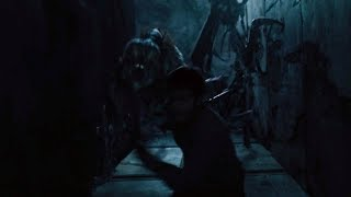 Thomas Is Chased By A Griever [Maze Runner]