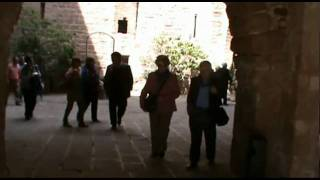 preview picture of video 'LA HERMANDAD  VISITA EL CASTILLO-PARADOR DE CARDONA'