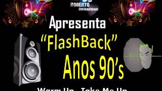 Warm Up - Take Me Up (Extended Ragga) (CD) (P) 1995