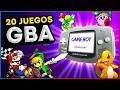 Los 20 Mejores Juegos De Gameboy Advance Gba 2021