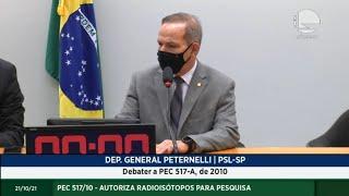 Debater a PEC 517-A, de 2010 - 21/10/2021 09:00