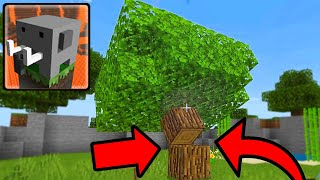 How To Make TREE HOUSE In Craftsman Building Craft